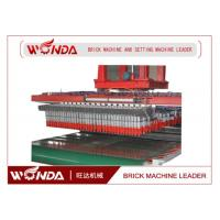 China Auto Molding Setting Soil Brick Machine Steel Material In Block Machine Group on sale