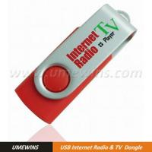 Internet Radio TV Game Dongle (Model#RT-00323)