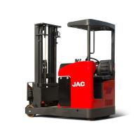 Buy cheap Warehouse Electric Reach Truck Forklift Lift Capacity 2 Ton Max Lift Height 12 M product
