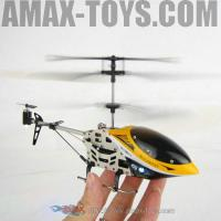 China Mini Indoor Co-Axial Metal Body Frame & Built-in Gyroscope Helicopter (RH-9808) on sale