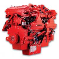 Buy cheap QSK60-G8 Cummins Diesel Engine , 1800KW 16 Cylinder Cummins Marine Engines product