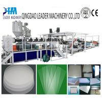 Buy cheap high transparency PMMA light guide plate production line product
