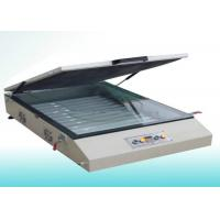 Auxiliary Equipment Screen Printing Exposure Unit / Small Table Top Exposure Machine