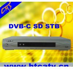 Buy cheap DVB-C MPEG-2 Set Top Box product