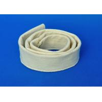 Buy cheap 2.0mm Off White Nomex Spacer Sleeve For Aluminium Extrusion Aging Oven product