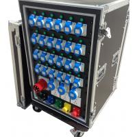 Buy cheap Protable Moving Rack Flight Case For HWP-2402 Power Case 610x700x1190mm from Wholesalers