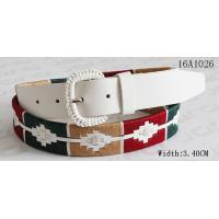 Fashion Women ' S Belts For Dresses With Assorted Color Cords Around Belt By Handwork