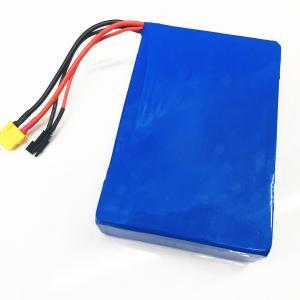 Buy cheap 1000 Cycle 5200mAh 36V Lithium Ion Battery CC CV Vehicle Lithium Battery product