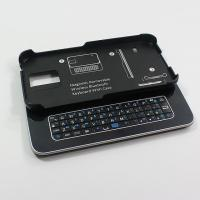 China Portable ABS Bluetooth Keyboard Case For Samsung Galaxy S5 on sale