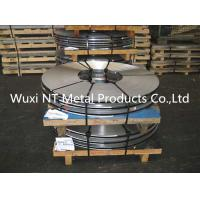 Buy cheap 2B/BA Finish Cold Rolled Steel Coil Slit Edge 3mm Width SUS AISI 201 Stainless Steel Strips from Wholesalers