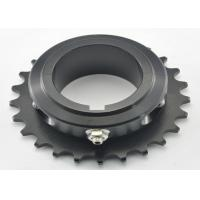 Buy cheap 428 chain Aluminum 7075-T6 Go Kart Sprocket black 21 tooth / 25 tooth Sprocket from Wholesalers