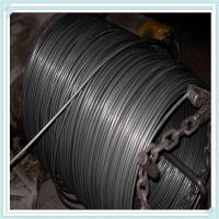 Buy cheap SAE1008 Steel Wire Rod with dia 5.5mm product
