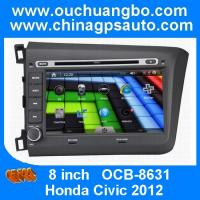 Buy cheap 8 Inch 2012 Honda Civic Car Radio with HD Digital touch Screen mp3 mp4 player OCB-8631 product