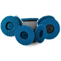 Buy cheap 7 inch  Abrasive Flap Disc , Buffing Type 29 Zirconia Flap Disc For Concrete product