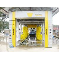 China Security Car Wash Tunnel Equipment , Automatic Car Wash System Iso9001 on sale