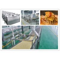 Buy cheap Corn Or Wheat Flour Non Fried Instant Noodle Production Line And Noodle Machines product