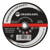 Buy cheap 180x1.6mm 46 Grit Abrasive Metal Cutting Discs For Angle Grinder from wholesalers