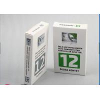 Buy cheap Coated Paper Pharmaceutical Packaging Box Glossy Finish For Health Care Products product