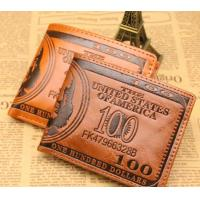 Buy cheap 2016 new men's casual fashion short wallet wallet product