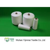 Buy cheap 42/2 Paper Cone Ring Spinning Recycled Polyester Yarn Large Cone 1.67KG product