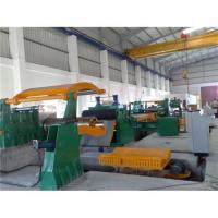 Buy cheap Slitting line for 0.6-6mm thickness product