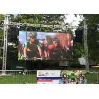 Vivid Image Stage Background Led Display Big Screen P5.95 Energy Saving