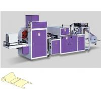 Buy cheap ISO / CE Plastic Bag Making Machine Polythene Bags Manufacturing Machines product