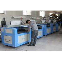 Red Dot Co2 Laser Engraving Cutting Machine For Plastic / Wood CE Certificate
