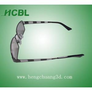 Buy cheap Metal circuler polarized 3d glasses product
