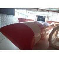Buy cheap Durable Large Inflatable Water Toys Water Catapult Blob With Logo Printing product