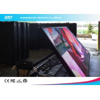 Buy cheap Commercial P4 Front Service Led Display Advertising Screen / Led Video Display Board product