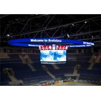 Buy cheap Professional led display outdoor large stadium led display screen with full color product