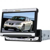 China 270°rotating design dvd player with fm tuner built-in game FM TV function on sale