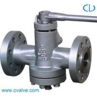 Buy cheap Inverted Lubricated Plug Valve from Wholesalers