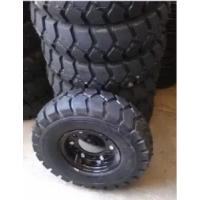 Buy cheap Trailer Tractor Solid Forklift Tires Wear Resisting Environmentally Friendly product