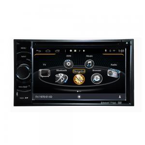 Buy cheap 2 din universal Car DVD player WINCE 6.0 car DVD GPS navigation Support 1080P SWC BT RADIO 3G IPOD TV POP product