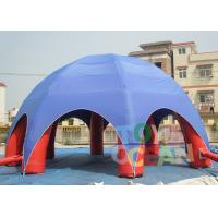 Buy cheap Trade Show Events Inflatable Spider Tent Six Legs For Advertising Promotion from Wholesalers