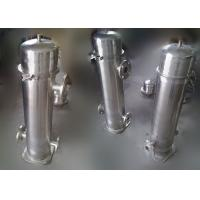 Buy cheap 0.1 mm Automatic Backwash Filter For Rivers / V - Shaped Industrial Water Filters from Wholesalers