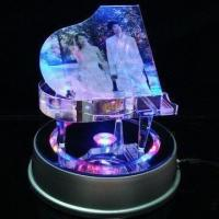 Buy cheap Crystal Music Box for Valentine