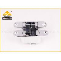 Buy cheap Timber Door Adjustable Hinge 180 Degree Open Door Hinges Invisible Type product