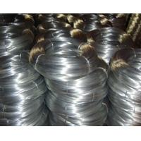Buy cheap sales high quailty  Electric / Hot dipped galvanized steel wire product