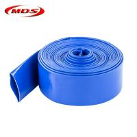 Buy cheap 8 inch PVC Layflat Discharge Flexible Irrigation Hose product