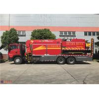Buy cheap Manual 12 Transmission Fire Fighting Truck Flood Drainage System Function product