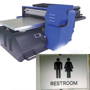 Buy cheap UV Acrylic Digital Printing Machine Printing Size 32*56CM product