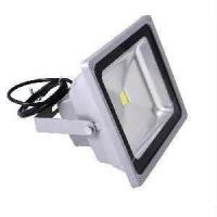 Buy cheap 200V IP65 Integrated Bridgelux led chip 50W LED Flood Light Outdoor Fixtures for Park product