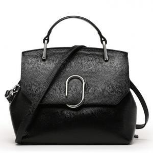 Buy cheap Cowhide Handbags Genuine Leather Bags Shell Tote Bag Fashion Cross-body Bag product