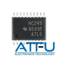 Buy cheap SN74HC245PWR Octal Bus Transceiver Chip Programmable Logic IC product