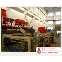 Buy cheap Construction Material Making Machinery for Mgo / Mgcl / Fiber Glass Mesh Raw Material product