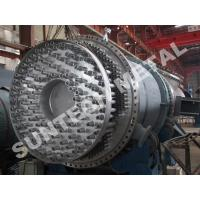 Buy cheap Stainless Steel 316L Climbing Thin Film Evaporator For NMB Application from Wholesalers