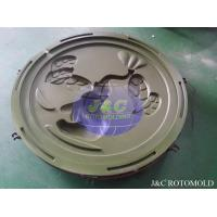 Buy cheap Popular Precision Rotational Molding Roto Moulder With  Coating Mirror Panel product